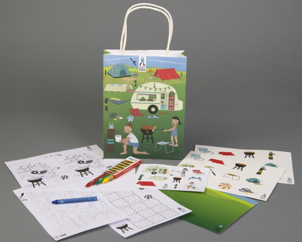Activity Bags - Einzel: Camping