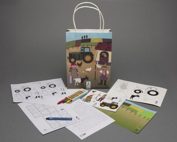 Activity Bags - Einzel: Bauernhof