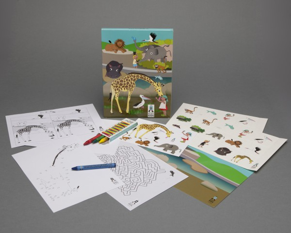 Activity Box - Einzel: Zoo